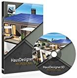 HausDesigner3D Professional 2021 - Hausplaner & Architektur Software / Programm zum Erstellen von Grundrissen, für die Raumplanung, 3D Visualisierung