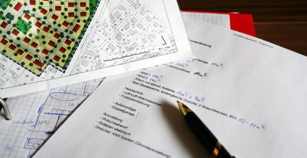 Erstes Gespräch mit Architekten: Wünsche äußern und kennenlernen