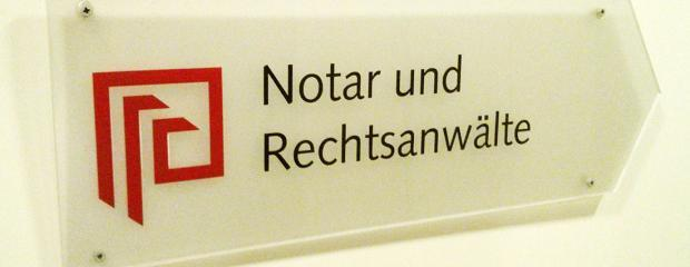 Notartermin: Notarielle Beurkundung des Grundstückskaufvertrags