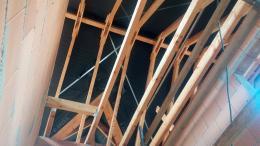 Dach Unterspannbahnen