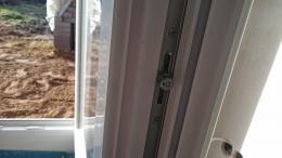 Pilzkopfverriegelung bei Fenstern