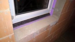 Fermacell unter Fensterbank
