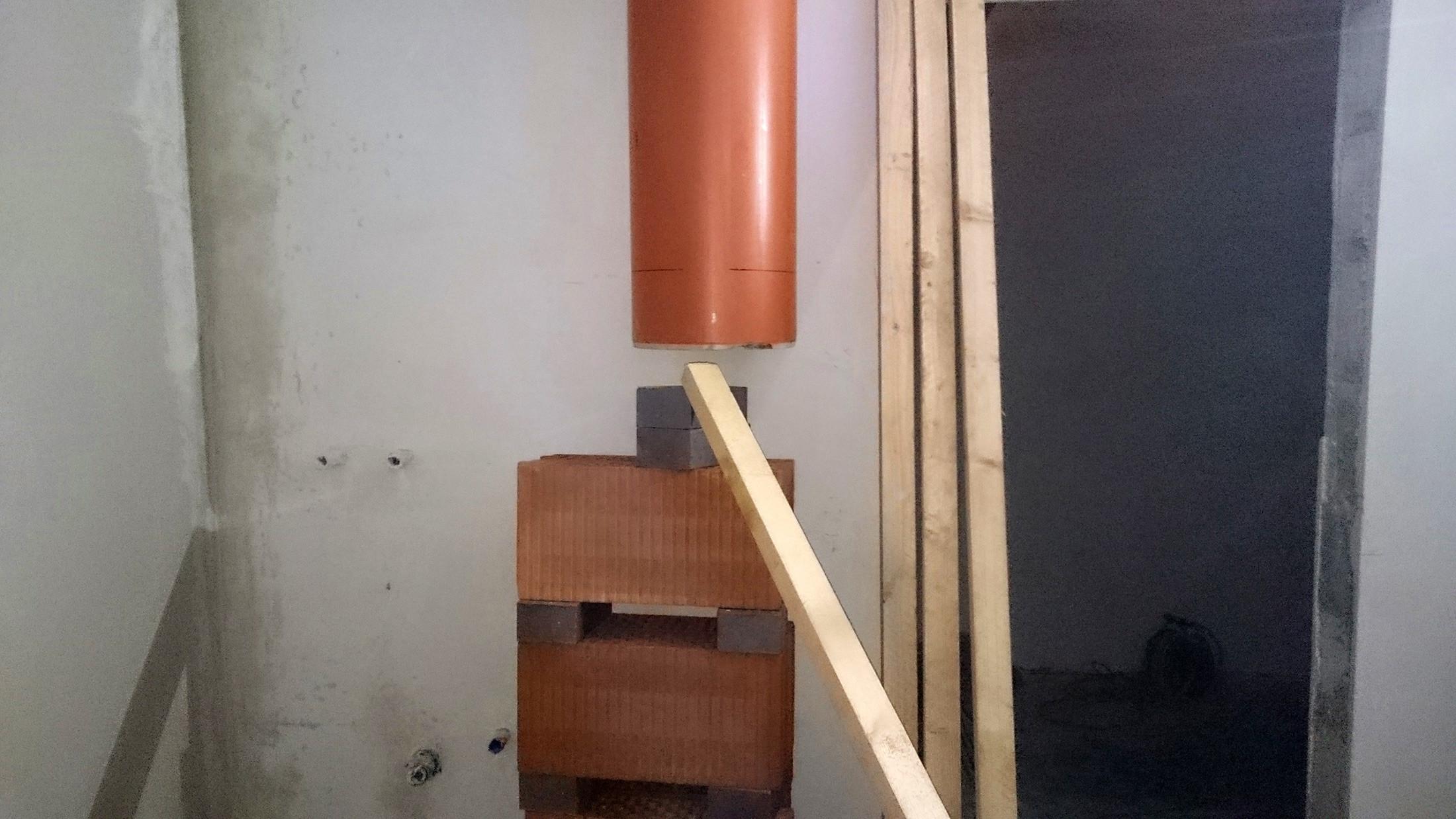 w scheabwurfschacht einbauen anleitung zum selber machen. Black Bedroom Furniture Sets. Home Design Ideas