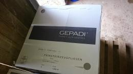 Gepadi Nexos Feinsteinzeugfliese