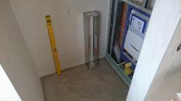 Gestell: WC-Unterputz-Modul