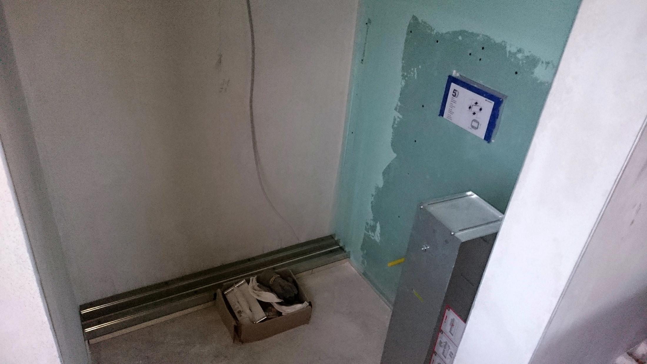 Badezimmer Trockenbauwand ~ Surfinser.com