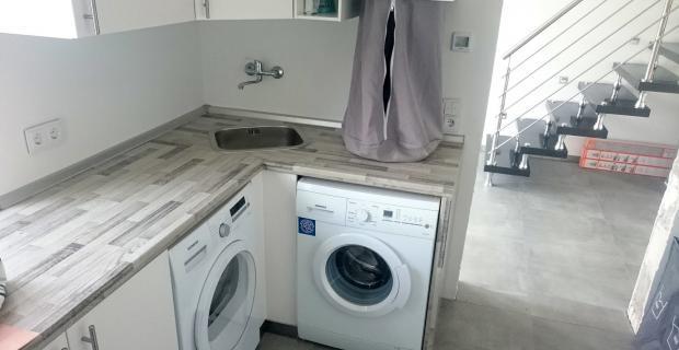 Wäscheabwurf Klappe, Verkleidung vom Wäscheabwurfsystem und Fazit
