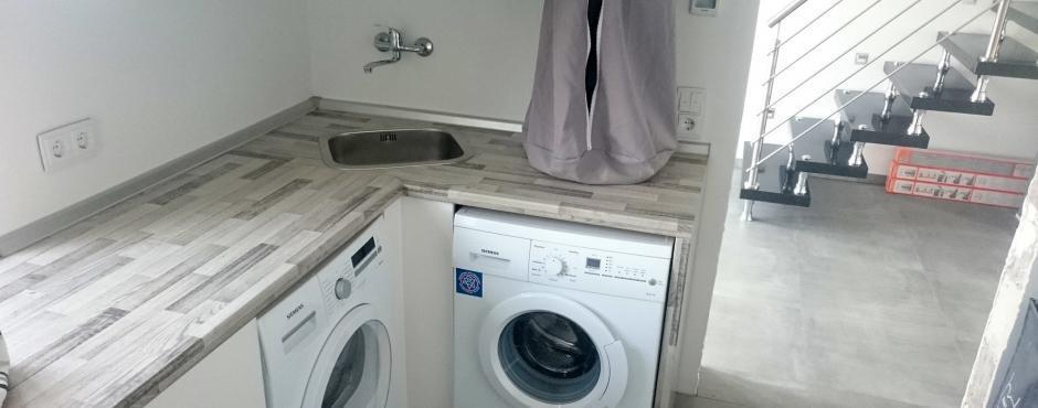 Wäscheabwurfschacht