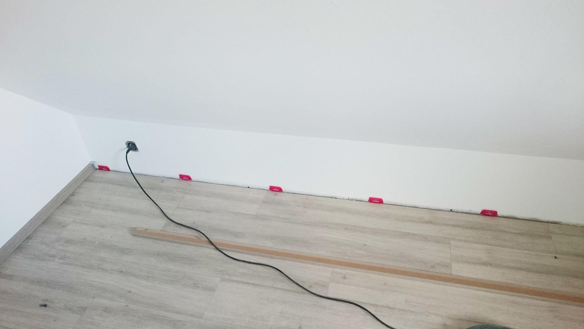 laminat sockelleisten anbringen > laminat verlegen in eigenleistung