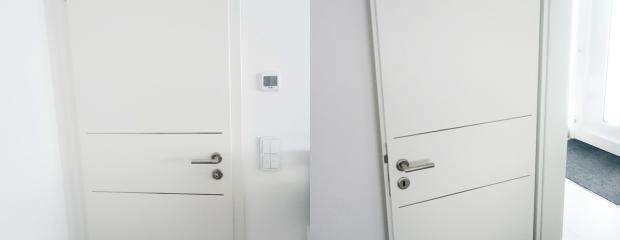 Zimmertüren kaufen: Innentüren Kaufberatung und Qualitätsmerkmale (Teil 1)