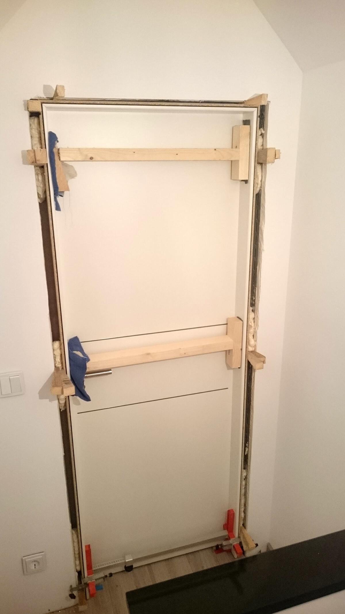 Zimmertüren: Innentüren einbauen in Eigenleistung (Teil 2)