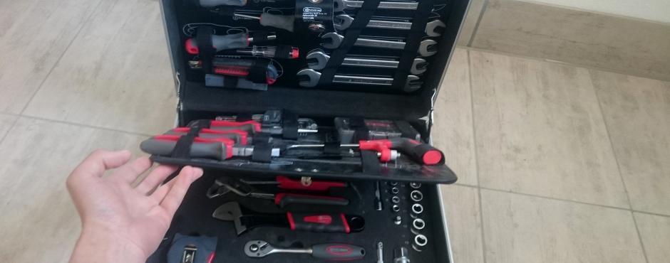 Werkzeuge für Bauherren