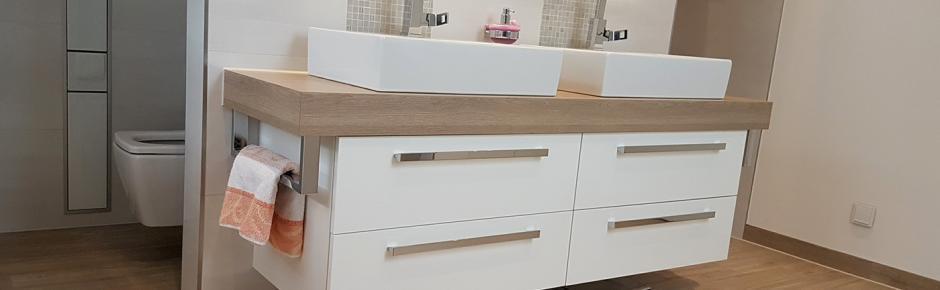 Haus bauen: 30.) Bad einrichten