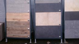 Kerramik Terrassenplatten beim Baustoffhändler