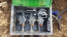 Gardena Bewässerungsventile in Ventilbox V3 einbauen