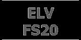 ELV FS20 Logo grau