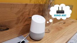 Google Home: Light Manager Air Sprachsteuerung