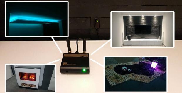 Hausautomation mit Light-Manager Air: Smart Home günstig per Funk nachrüsten