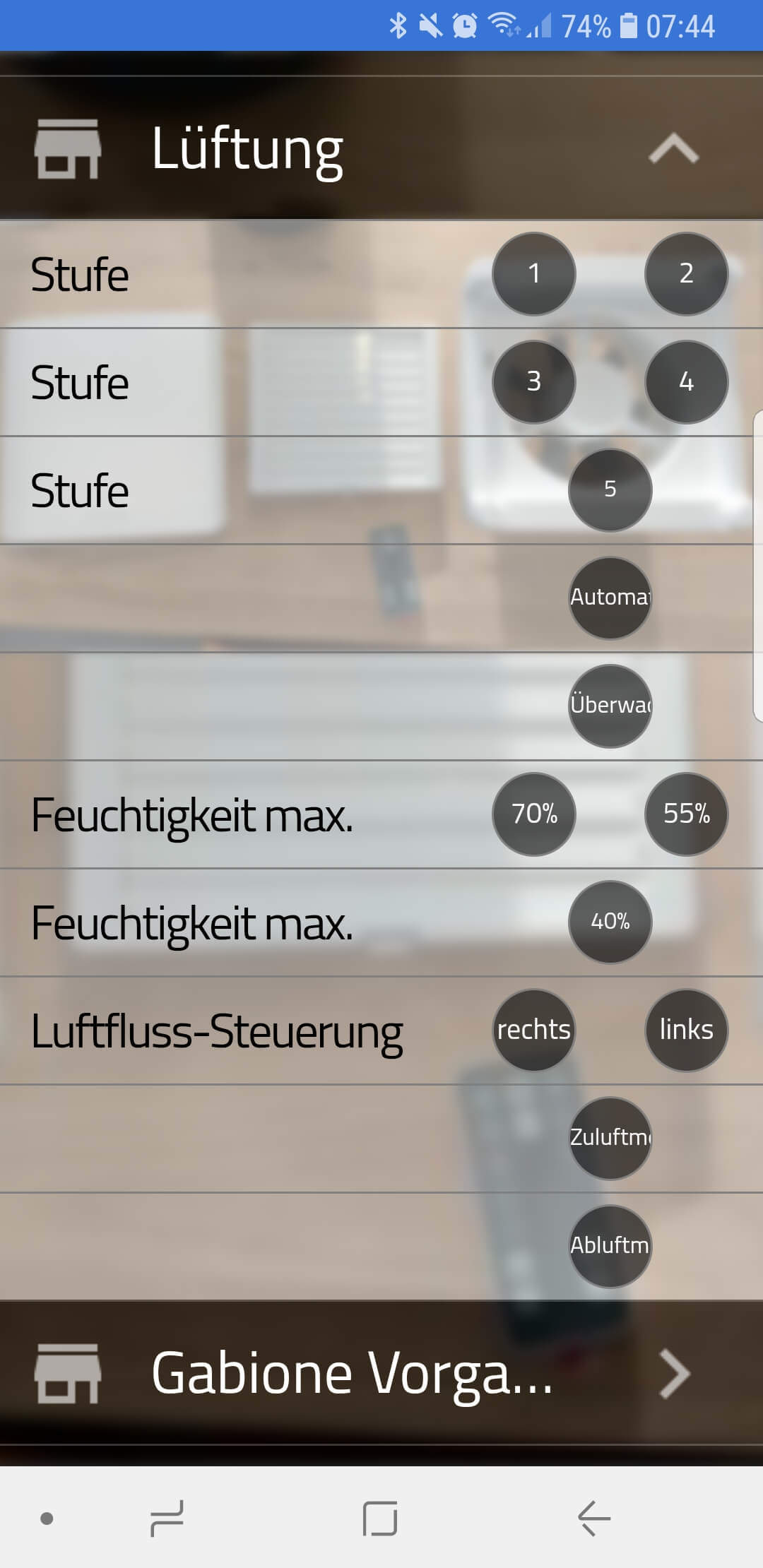 hausautomation mit light manager air smart home g nstig nachr sten. Black Bedroom Furniture Sets. Home Design Ideas