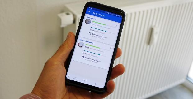 Heizkörperthermostat: Heizungsthermostat wechseln und per Smartphone (WLAN) bedienen