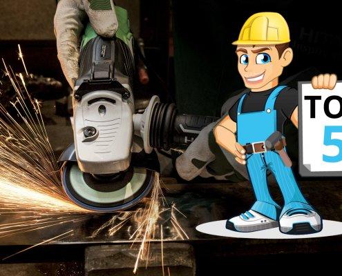 Top 5 Elektrowerkzeuge für deinen Hausbau