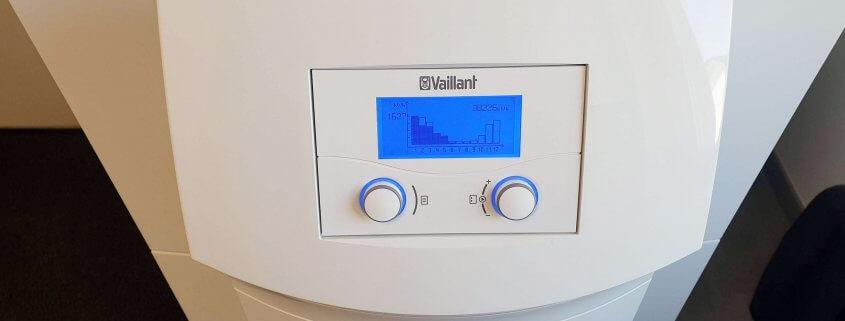 Vaillant Wärmemengenzähler