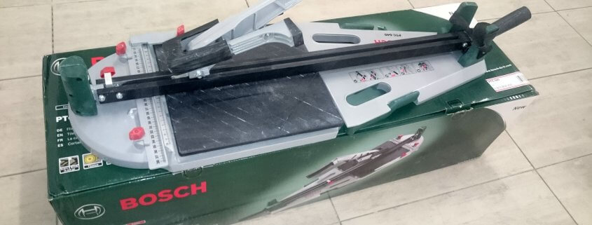 Fliesenschneider Bosch