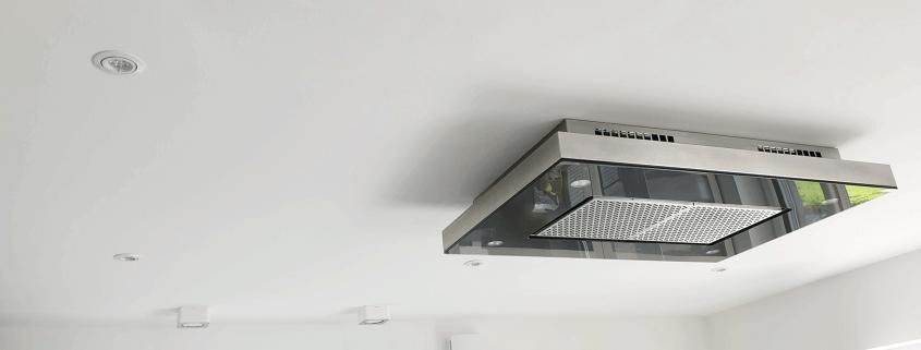 Beleuchtung in der Küche - Einbaustrahler und LED-Spots