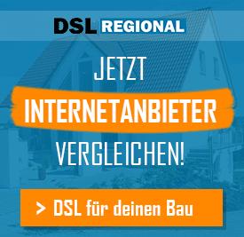 DSL Vergleich - DSLregional