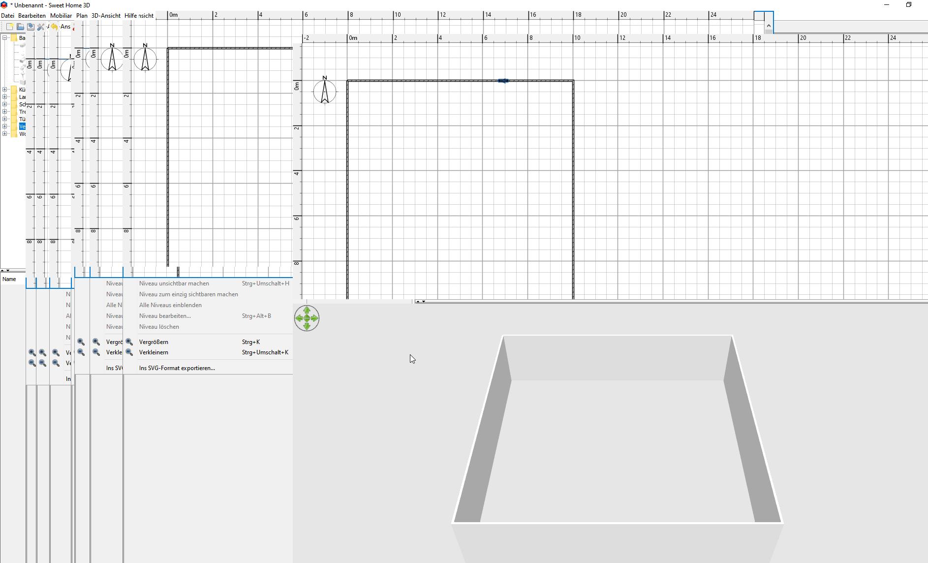 Grundriss Zeichnen Kostenlose Programme Per Hand Online 2d 3d