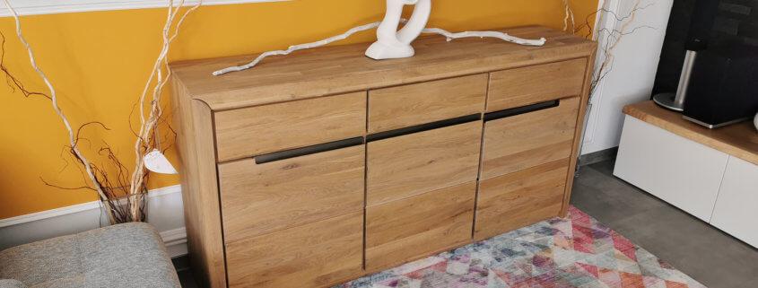 Vlarenzo - Massives Sideboard aus Eichenholz