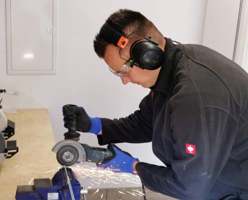 Arbeitskleidung beim Hausbau - Die richtige Arbeitsschutzkleidung für Bauherren