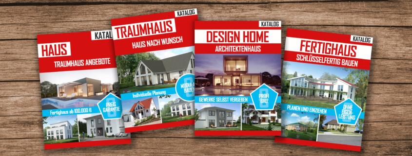 Fertighaus-Katalog - Hausbau Kataloge