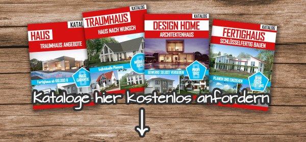 Hausbau-Kataloge anfordern